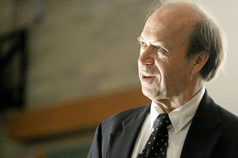 James Hansen, uno de los mayores expertos en cambio climático. | AP