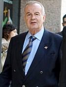 El general Vicente Navarro. | Efe
