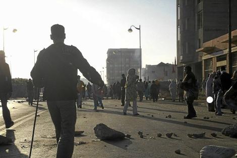 Incidentes en El Aaiún. | 'Poemario por un Sáhara Libre