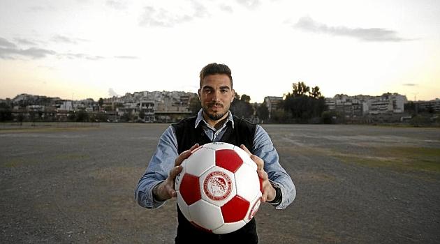 Roberto, mejor portero de Grecia en la temporada 2013/14