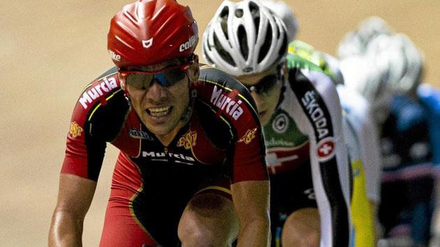 Eloy Teruel logra la plata en puntuación