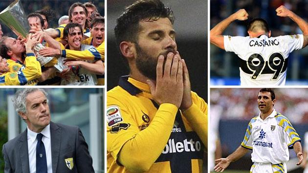 El Parma da otro paso más hacia la desaparición