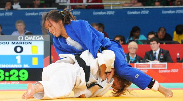 Mónica Merenciano en los Juegos de Londres. FOTO: CPE