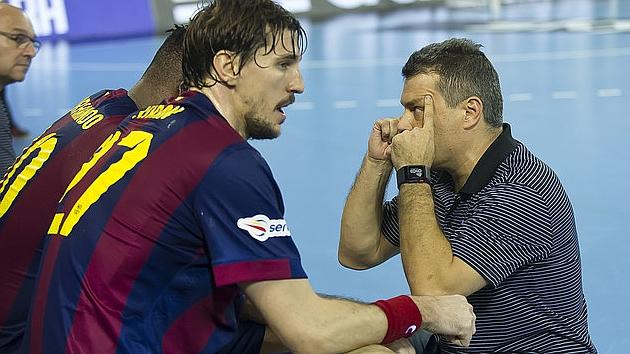 El Barça abusa del Cangas y alcanza las 50 victorias consecutivas