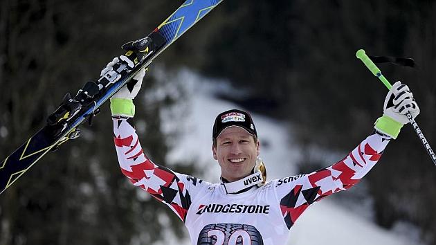 El austríaco Reichelt vence en el descenso de Garmisch-Partenkirchen