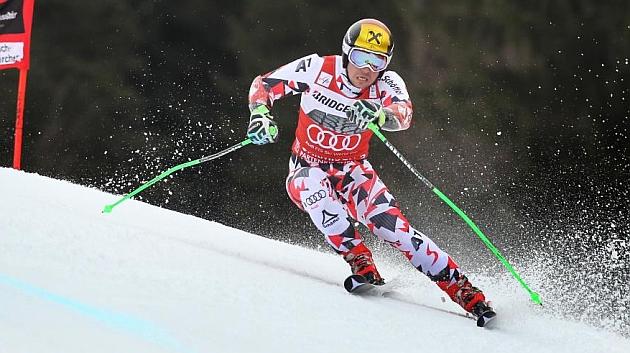 Hirscher se adjudica el gigante de Garmisch Partenkirchen