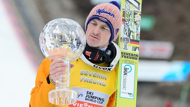El esloveno Tepes gana la última prueba y el triunfo final es para Freund