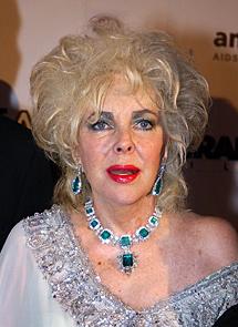 La actriz, en 2003. | Afp
