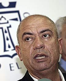 El director general de Seguridad canario, Juan Manuel Santana. | Efe