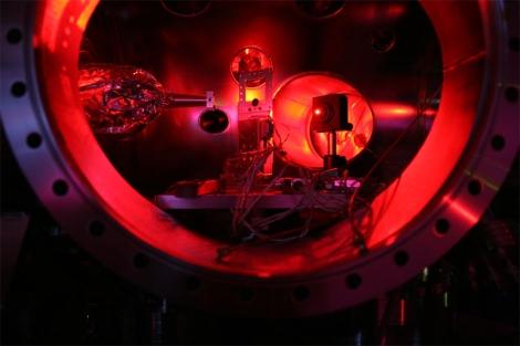 l láser más potente del mundo recrea el interior de las estrellas