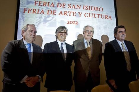 La nueva empresa Taurodelta ha hecho oficiales los carteles de San Isidro. | Begoña Rivas