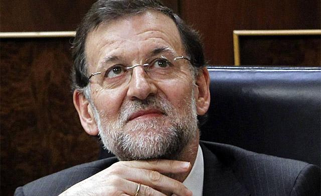 Mariano Rajoy, en el Congreso. | Efe