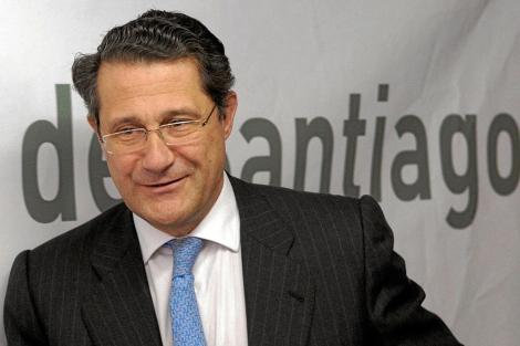 El alcalde de Santiago, en una imagen de archivo. | Lavandeira