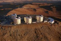 Observatorio de Cerro Paranal