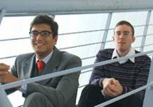 Jorge y Alejandro, socios de BeMee.