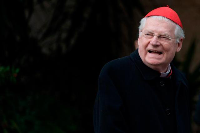 El cardenal italiano Angelo Scola. | Afp