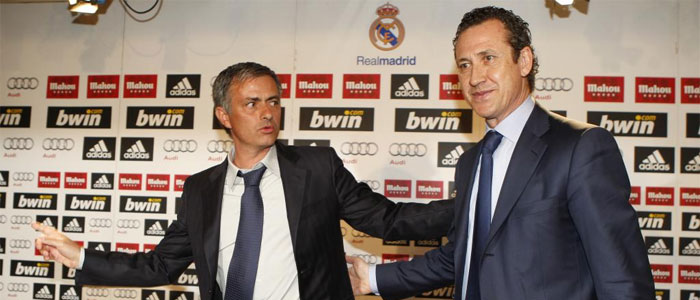 Mourinho y Valdano