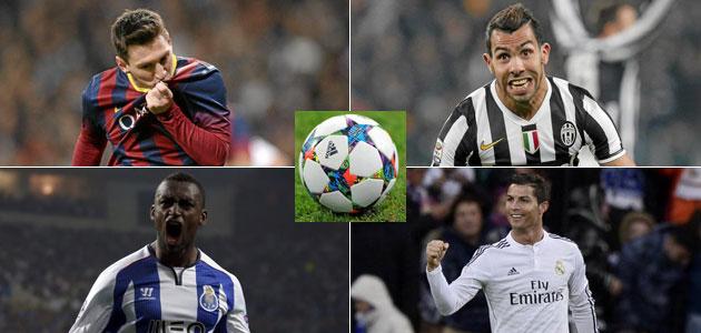 Barça, Juventus, Oporto y Real Madrid, favoritos para semifinales