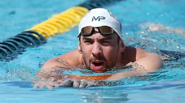 Phelps dice no a Kazán y sí a Río