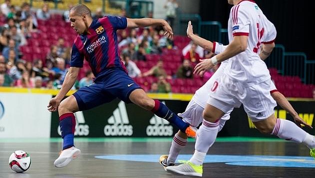 El Barça se deja el título en Lisboa