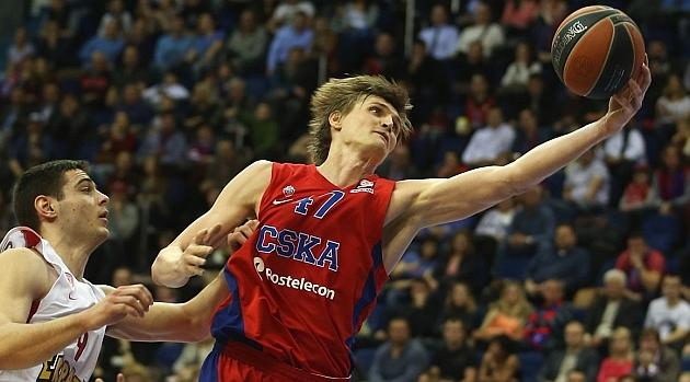 Nadie gana al CSKA en horas de vuelo