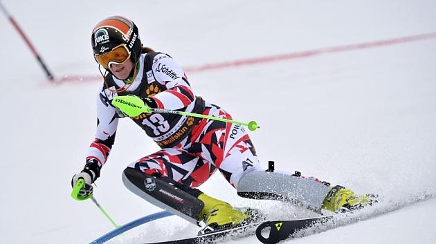 La austríaca Nicole Hosp anuncia el fin de su carrera