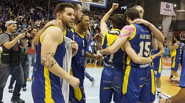 Ourense gana al Breogán y vuelve a la ACB 14 años después