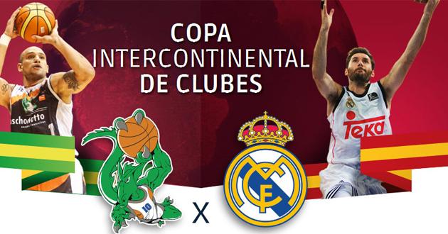 Presentación de la web oficial de la Copa Intercontinental