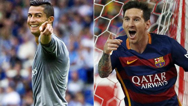 El duelo entre Cristiano Ronaldo y Messi vuela a Europa