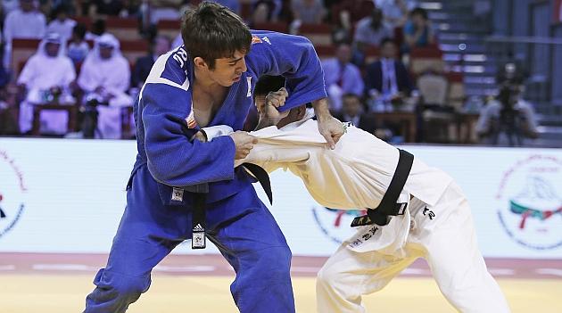 Alberto Gaitero subcampeón del mundo júnior