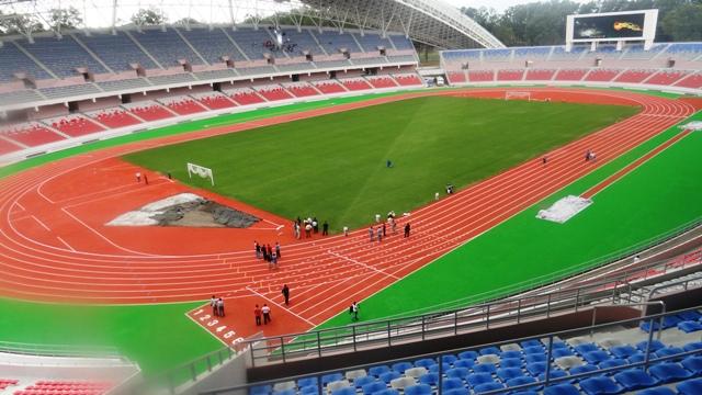 Estadio Nacional de Costa Rica, Esta tuani Costa Rica