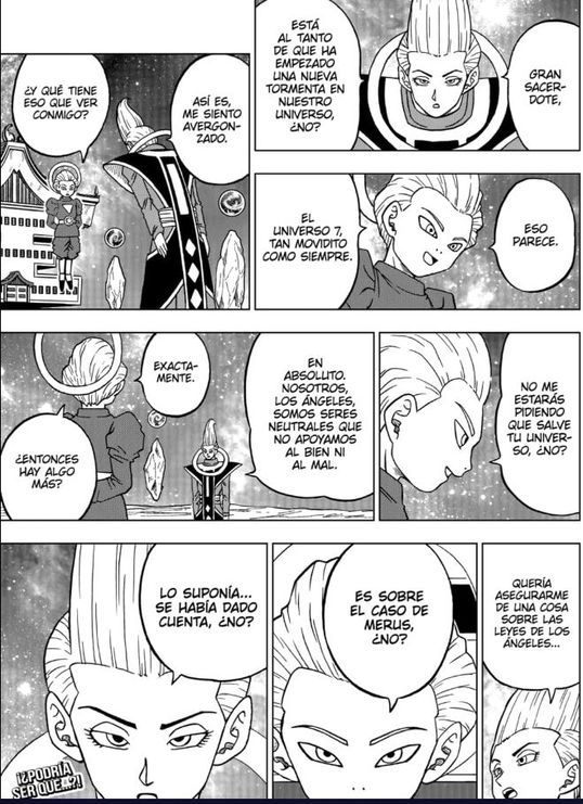 magan 54 DBS, Dragon ball super manga 54, dragon ball super, DBS 54, Dragon bal super 54