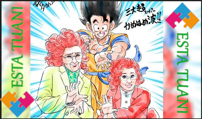 Masako Nozawa, Dragon ball Super, Goku, La Voz de Goku, Kakaroto,