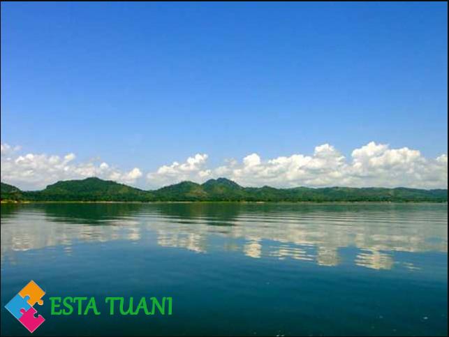 Los Lagos mas grandes de Centroamerica, Lago Bayano
