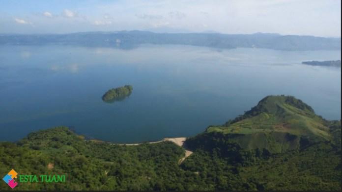 Los Lagos mas grandes de Centroamerica, Lago Ilopango, El Salvador