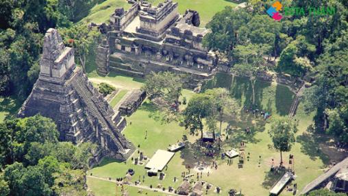 Tikal - guatemala - Esta Tuani