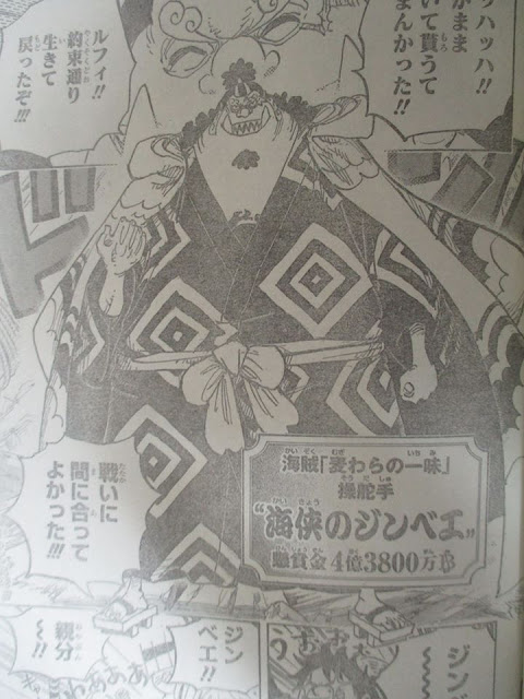 One Piece Manga 976