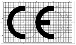CEマークのロゴ