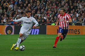 Forlán y Ronaldo