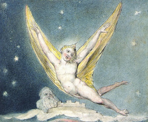 Angel - William Blake