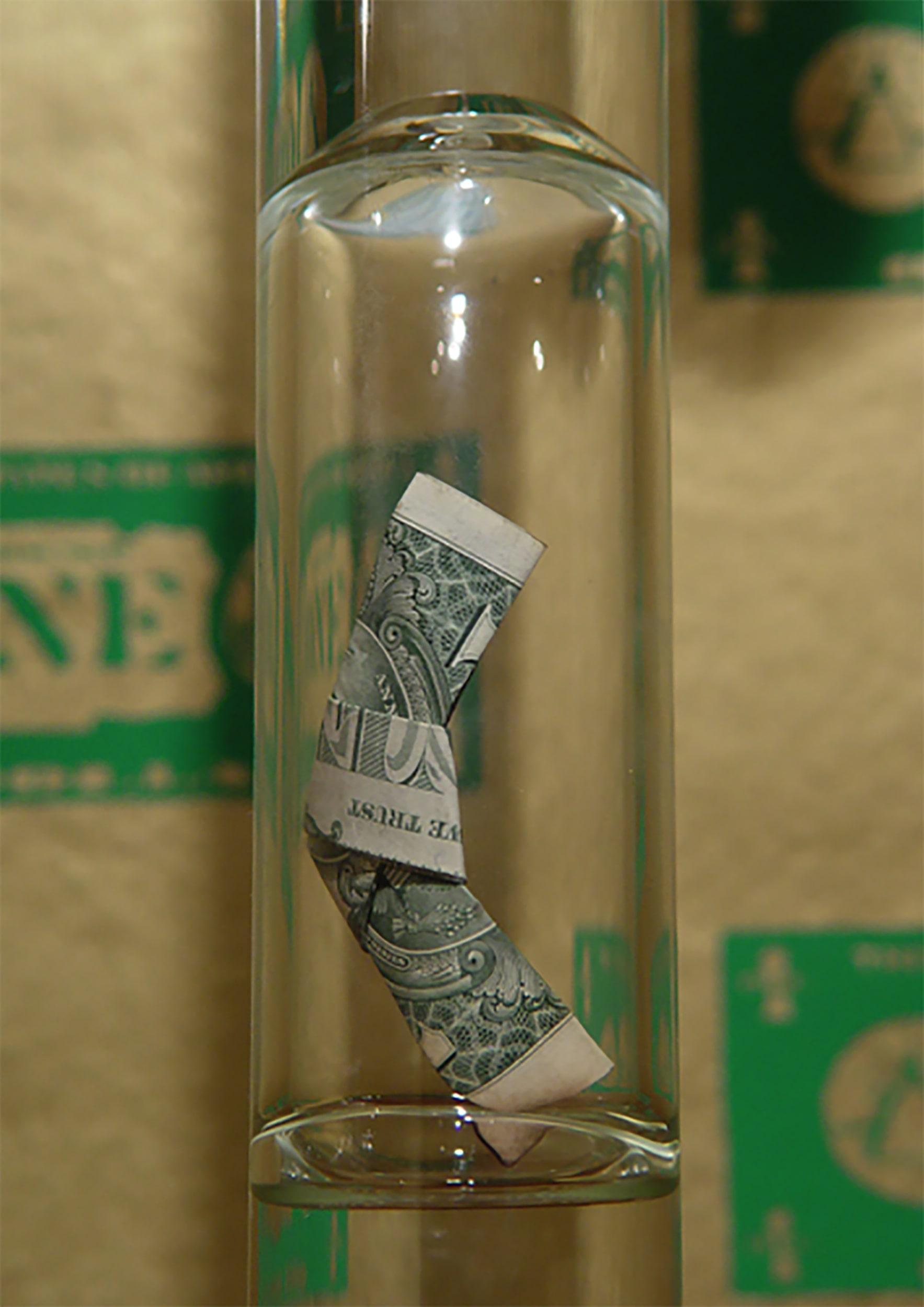 lucky day dollar esteban peña art