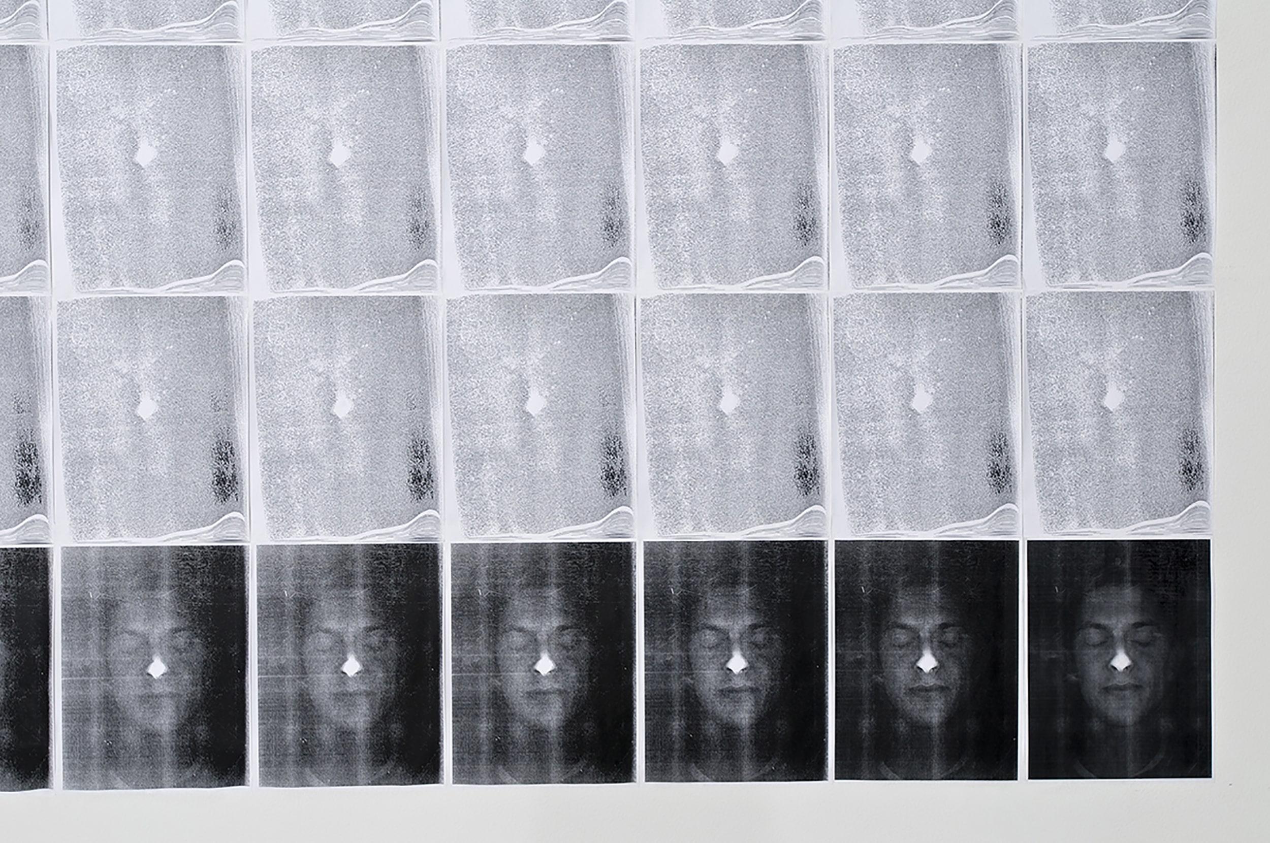 photocopy art portrait esteban peña art