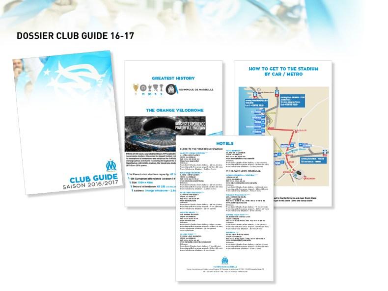 Dossier Club guide OM