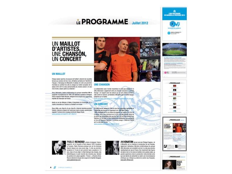 Dossier de presse OM MP13