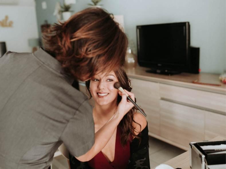 maquillage mariée @vanityjenbeauty