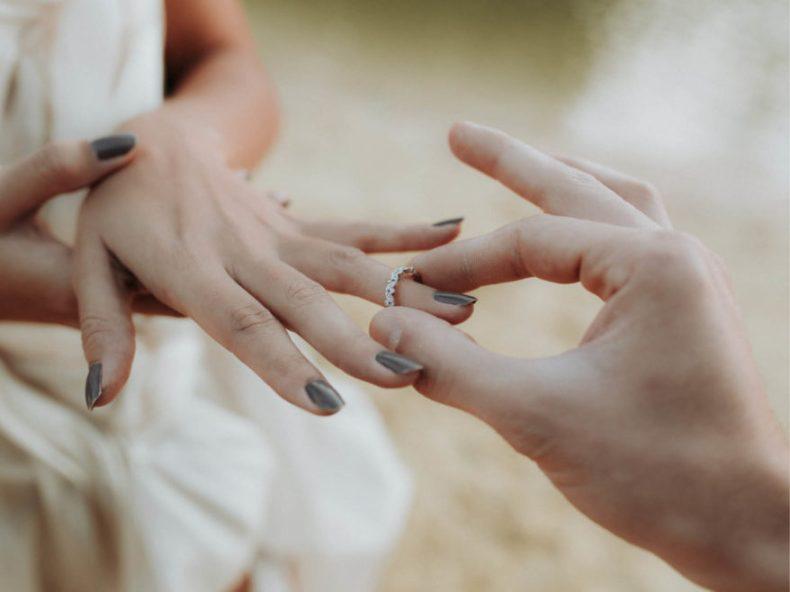 voeux mariés @weddingsprovence