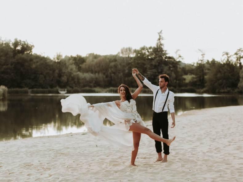 première danse mariés provence