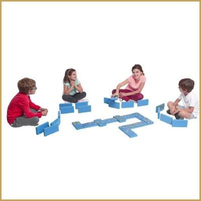 Location jeu domino geant