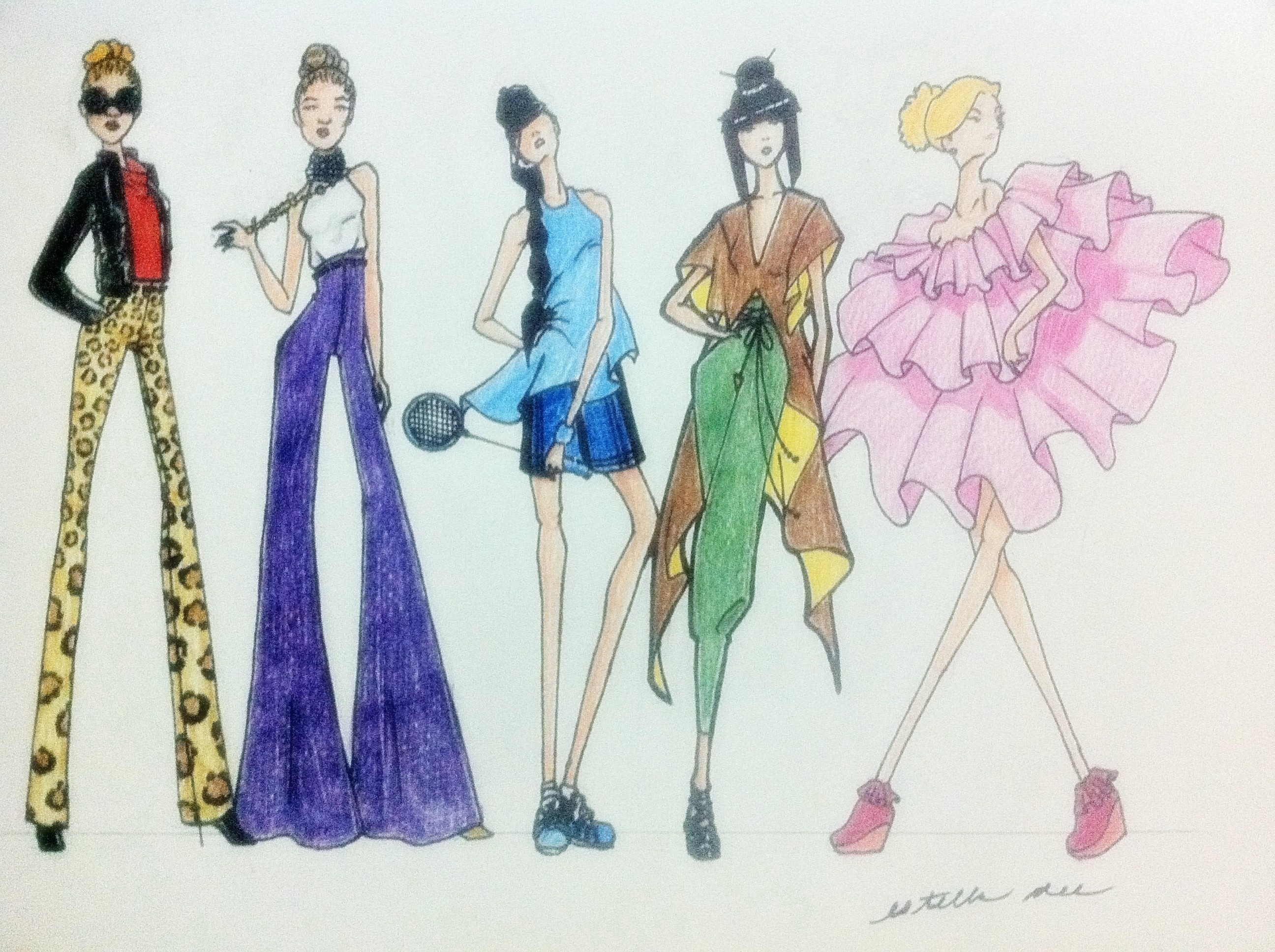 Day Three Elements And Principles Of Fashion