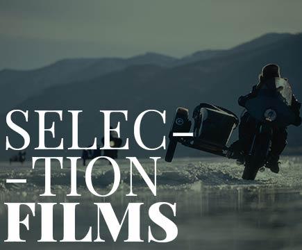 Les aventuriers de l'été, sélection de films